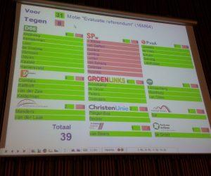 Arnhem Centraal Motie referendum