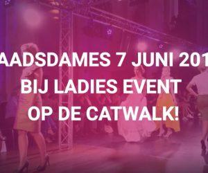 Raadsdames Catwalk Arnhem Centraal