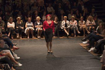 Arnhem Centraal Ladies Event Catwalk
