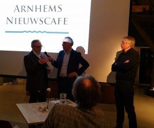 Arnhem Centraal Nieuwscafe 2016-01-27