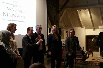 Arnhem Centraal Nieuwscafe Tweede Kamer Kandidaten